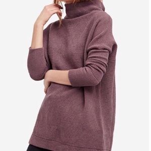 Fee People Ottoman Cowlneck Sweater